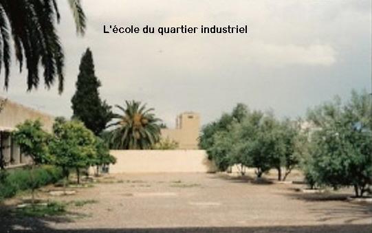 MEKNES QUARTIER INDUSTRIEL Ecoleq1022